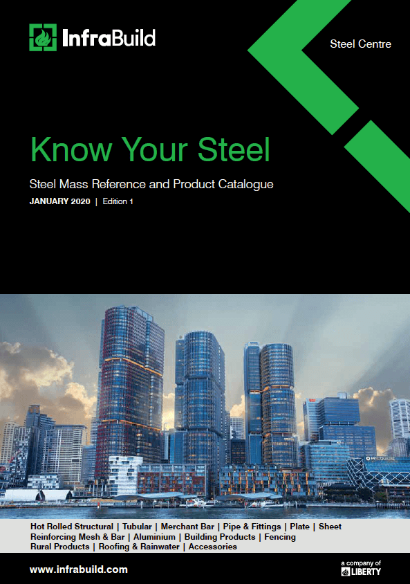 Infrabuild Know your Steel