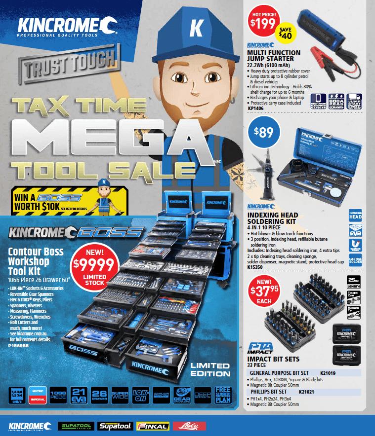 Kincrome Catalogue May-Jun 20