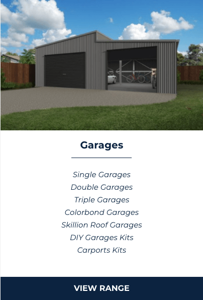 Steel Garages & Carports