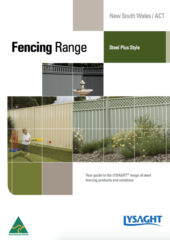 Lysaght Fencing Range