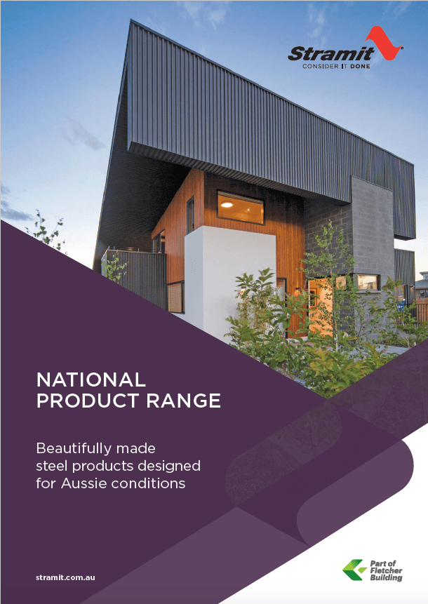 Stramit National Product Range Brochure