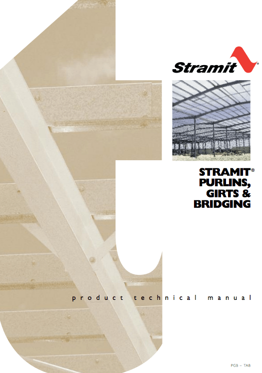 Stramit Purlins Girts and Bridging