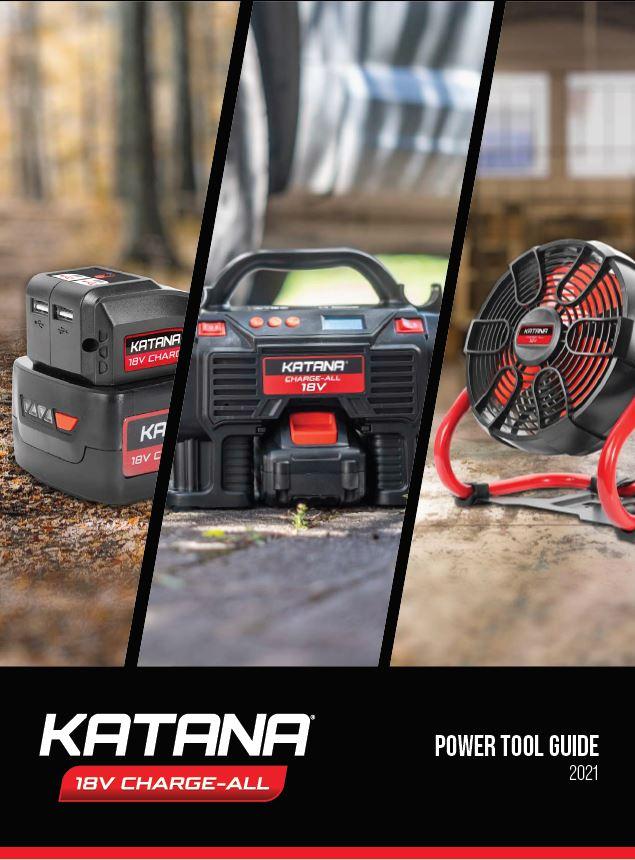 Katana Power Tools